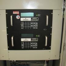 Analýza plynu - chromatograf controller