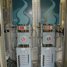 Analýza plynu chromatograf danalyzér 2