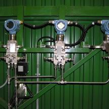 Meranie statického a diferenčného tlaku