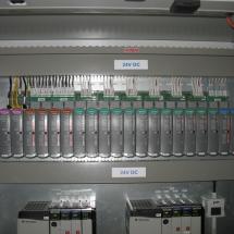 RS - redundantné PLC, vstupno-výstupné karty a procesor