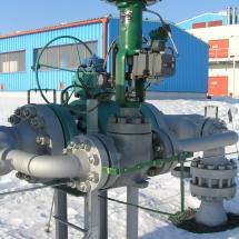 Regulačný ventil s FieldVue